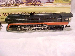 HO Bachmann Norfolk Western 4 8 4 Steam Locomotive Engine