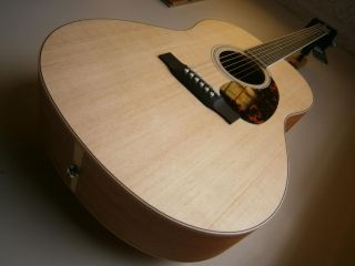 Larrivee L 02 All Solid Woods Limited Edition Acoustic Guitar w Hard Case