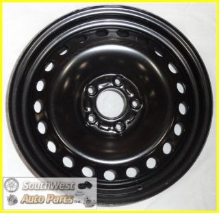 """12 13 Ford C Max Escape Focus Fusion 16"""" OE Replacement Black Steel Wheel New"""