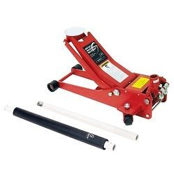 2 Ton Low Profile Floor Jack with Quick Lift System SUN6613A Brand New