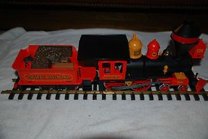 Playmobil Train Locomotive 4033 Steam Engine Retired RARE G Scale LGB