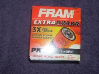Fram Extra Guard Oil Filter PH2 Sure Grip NIOB