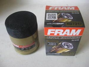 Fram XG7317 Ultra Guard Synthetic Oil Filter 15K Protection