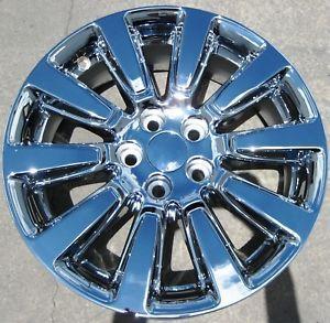 "Set New 18"" Factory Toyota Sienna Chrome Wheels Rims RX330 RX300 Venza 69583"