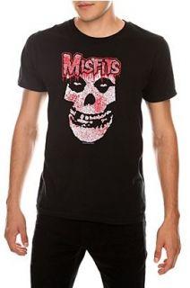 Misfits Bloody Logo T Shirt