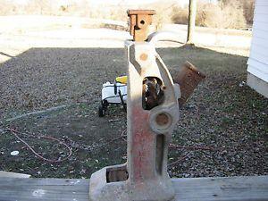 Simplex A17 A 17 Aluminum Railroad House Jack Floor Barn 15 Ton 13 in Lift