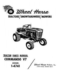Wheel Horse 520H Attachments on PopScreen