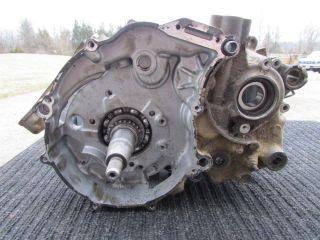 Raptor 660 660R Engine Motor Crankcase Cases Block
