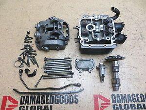 2003 03 Yamaha Raptor YFM660 YFM 660 Engine Cylinder Head Top End Cam Cover