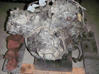 2007 Kawasaki Brute Force V Twin 650 Engine