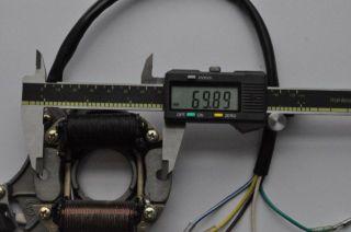New 2 Coil Stator Magneto 50cc 70cc 90cc 110cc ATV