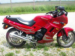 Kawasaki Ninja EX250 250R Plastic Complete Body Kit Fairing Fuel Tank Gas