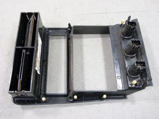 01 02 03 04 Ford Mustang Radio Surround Climate Dash Bezel Trim Vents Mid Black