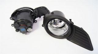 2011 2013 Toyota Sienna Fog Lights Replacement Kit Set Fog Light Lamps New