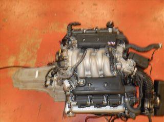 JDM Acura Legend C32A 3 2L V6 Type I Engine Automatic Transmission 1991 1995