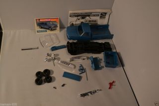 AMT Ertl Snapfast Ford F150 XLT Project Parts Model Car Kit