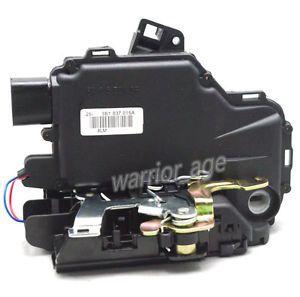Door Lock Actuator Unit for VW Jetta Golf Beetle Passat 3B1837015A Front Left