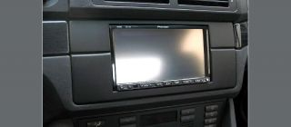BMW 5 Series E39 Double DIN Radio Installation Kit 2Din