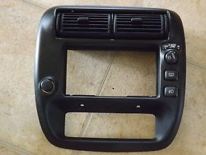 95 05 Ford Ranger Explorer Mountaineer Radio Bezel Vents Dash Trim Console