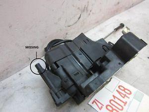 98 02 Mercedes E320 Left Front Door Handle Lock Latch Actuator W210 2027203535