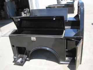 Cm TM 4 Dodge SB SRW Truck Bed Flatbed Service Body Utility Tool Box 1540162