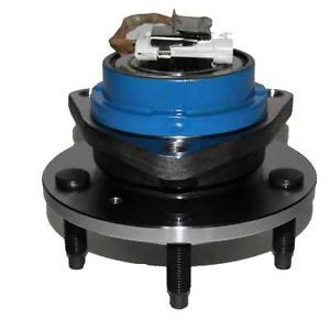 New Front Wheel Hub Bearing Assembly Chevy 5 Lug ABS