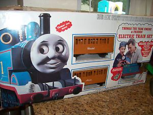 Lionel Thomas Tank Engine & Friends Deluxe Electric Train Set G Scale 8 81016