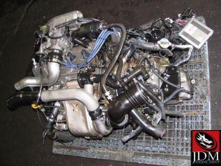 Toyota MR2 3rd Gen 3S Turbo Engine SW20 JDM 3SGTE
