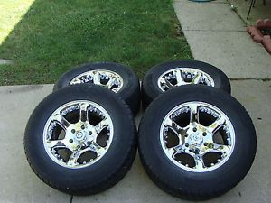 American Racing Wheels Toyo Proxes s T Tires 285 60 R17 Chevy GMC Truck 6 Lug