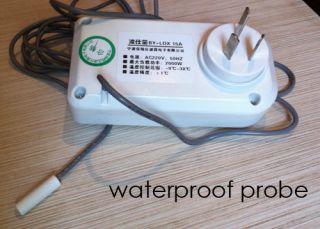 Digital Thermostat Reptile Snake Lizard Incubator 9TO38 Deg C