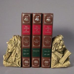 Literary Bookends Book Ends Sculptures Kant Christie