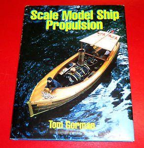 Model Marine Engineering Book Live Steam Engine Plan Boiler Making Boat SHIP Vtg