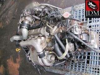 94 99 Toyota MR2 SW20 2 0L 3S GTE 3rd Gen Turbo Engine Transmission JDM 3SGTE
