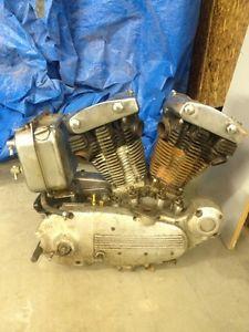 Harley Davidson XLCH Sportster Engine 68 Ironhead Knucklehead Panhead