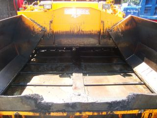 Leeboy Paver L8500T Very Low Hours One Owner
