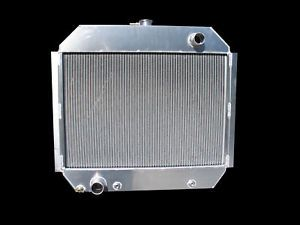 1967 1979 Ford F100 F150 F250 F350 Bronco Aluminum Radiator Built to Order