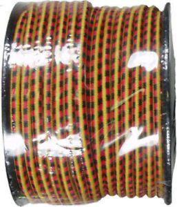 "Boxer Tools 3 8"" x 125' Master Mechanic Bulk Roll Bungee Tie Down Cord"