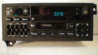 90 Chrysler Town Country Dodge RAM Truck Infinity Cassette Radio Stereo EQ CD C