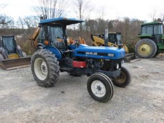 Ford New Holland 3930 Tractor Reverser 900 Hours Runs Good