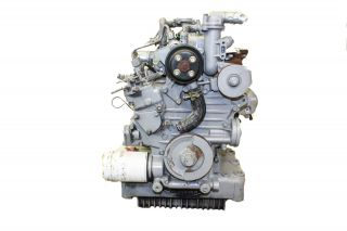 Used Kubota Diesel Engine