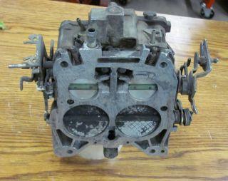 72 Chevy Truck Big Block 402 Q Jet Carb 7042219 2431
