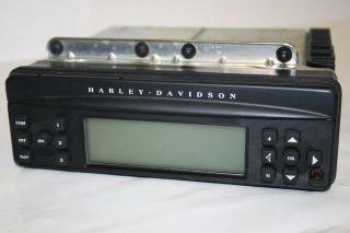 harley davidson harman kardon radio am fm stereo cd player i pod 76160  06