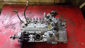 Mercedes Benz Bosch Turbo Diesel Fuel Injection Pump OM603 for Parts or Repair