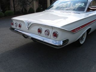 Complete Restoration 348CI V8 Tri Power 4 Speed Trans Beautiful Bubble Top