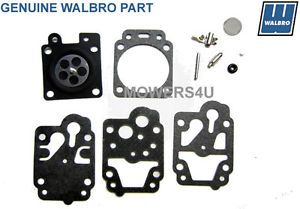Genuine Walbro WYC Carburetor Repair Kit K10 WYC