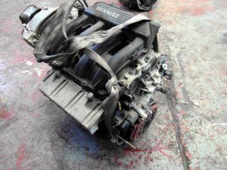 Renault Megane Scenic 2002 2009 1 4 16VALVE Engine Engine Code K4J 730