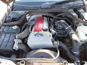 96 00 Mercedes Benz R170 W202 SLK 230 C230 2 3L Engine Running Engine Low Miles
