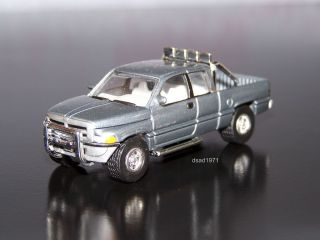 Limited Edition Walker Texas Ranger Dodge RAM 1500 Mint 1 64