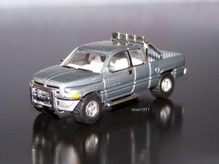 Limited Edition Walker Texas Ranger Dodge RAM 1500 Mint 1 64