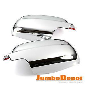 98 04 for VW Jetta Golf Passat Chrome Side Mirror Cover